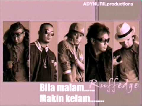 Ruffedge-Bila Rindu (Lirik)