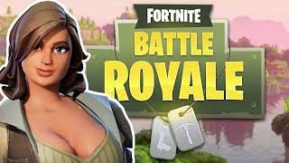 NEW BATTLE ROYALE!! (Fortnite)