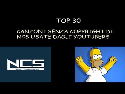 TOP 30 CANZONI