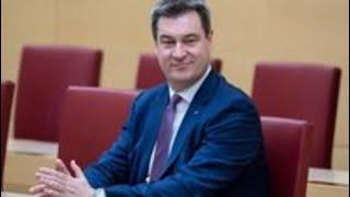 Markus Söders neues Kabinett