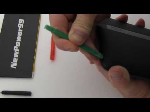 "How to Replace Your Amazon Kindle Fire HD 7"" Battery"