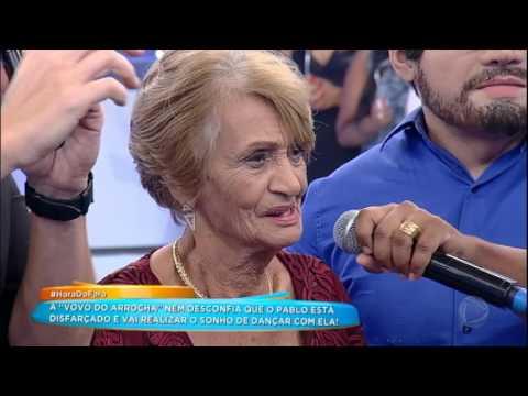 Pablo Tira A Máscara E Se Revela Para A Vovó Do Arrocha