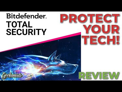 Bitdefender Total Security 2020 Review