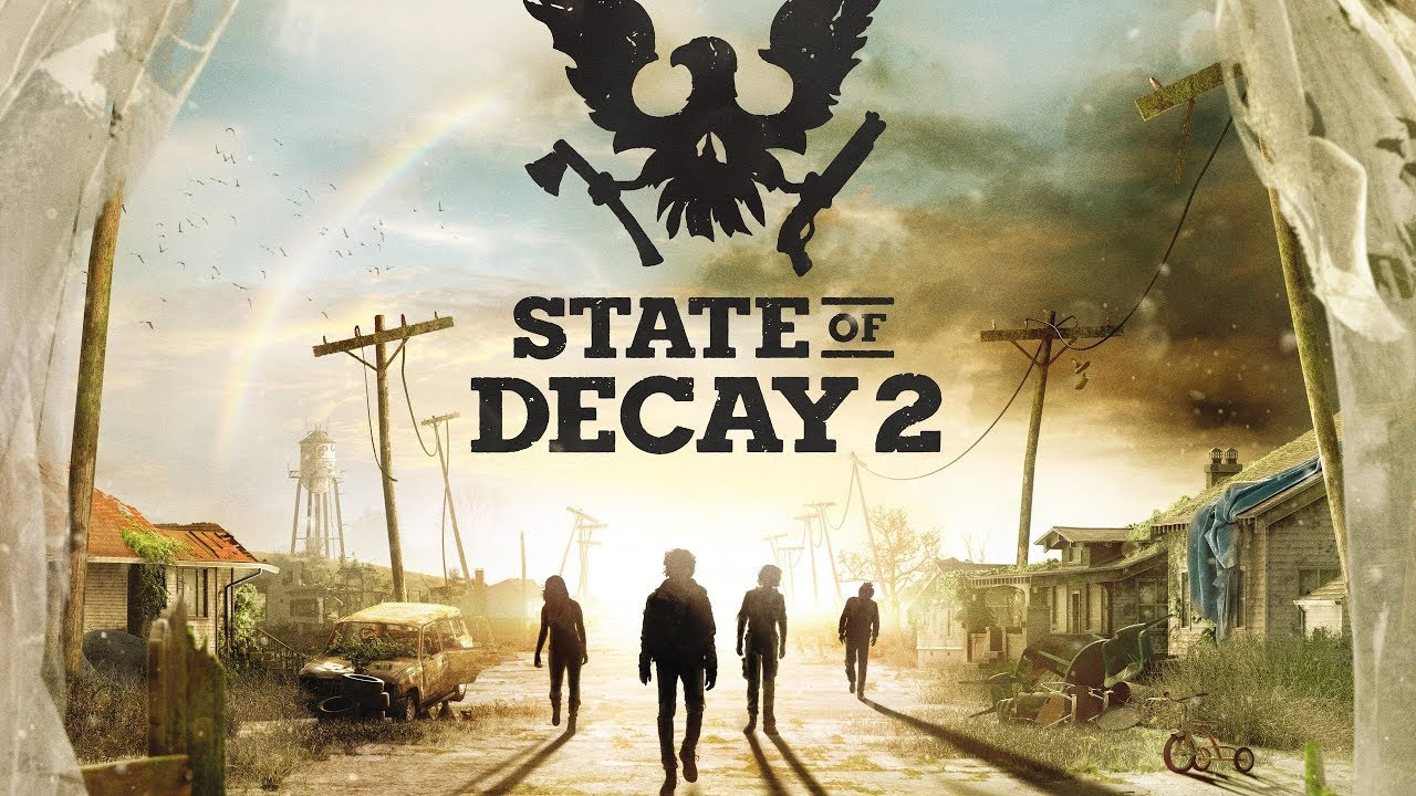 HOW TO DOWNLOAD STATE OF DECAY 2 FOR PC WIN7/8/10 FREE [ HIGH COMPRESSIVE  9GB] GAME
