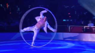 International Circus Festival - cyr wheel act Thumbnail