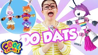 DO DATS! How to make Unie + MORE NEW Craft Kit | Crafts with Crafty Carol | Crafts for Kids