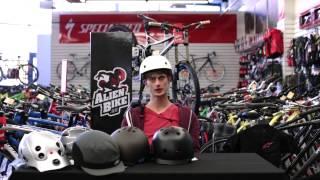 Как выбрать шлем для катания на велосипеде, от Антона Степанова(Как выбрать шлем для катания на велосипеде, какие они бывают и для чего. Все кроме фуллфейсов. В видео исполь..., 2013-10-16T12:32:14.000Z)