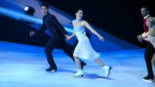 Olympic Champions show in Moscow 2014 Final  Virtue - Moir, Gordeeva 14-00
