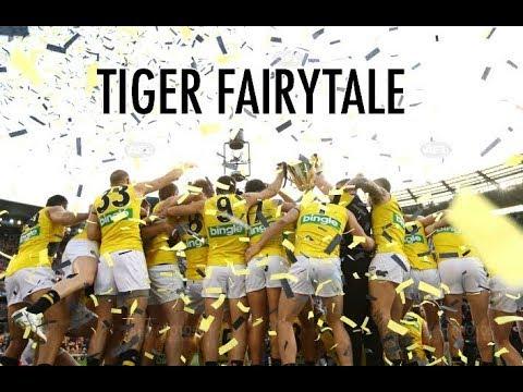 Tiger Fairytale