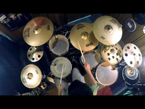 Avenged Sevenfold - Malagueña Salerosa (Drum Cover) - Brendan Shea