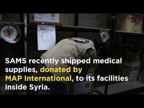 SAMS' Cross-Border Operations in Turkey