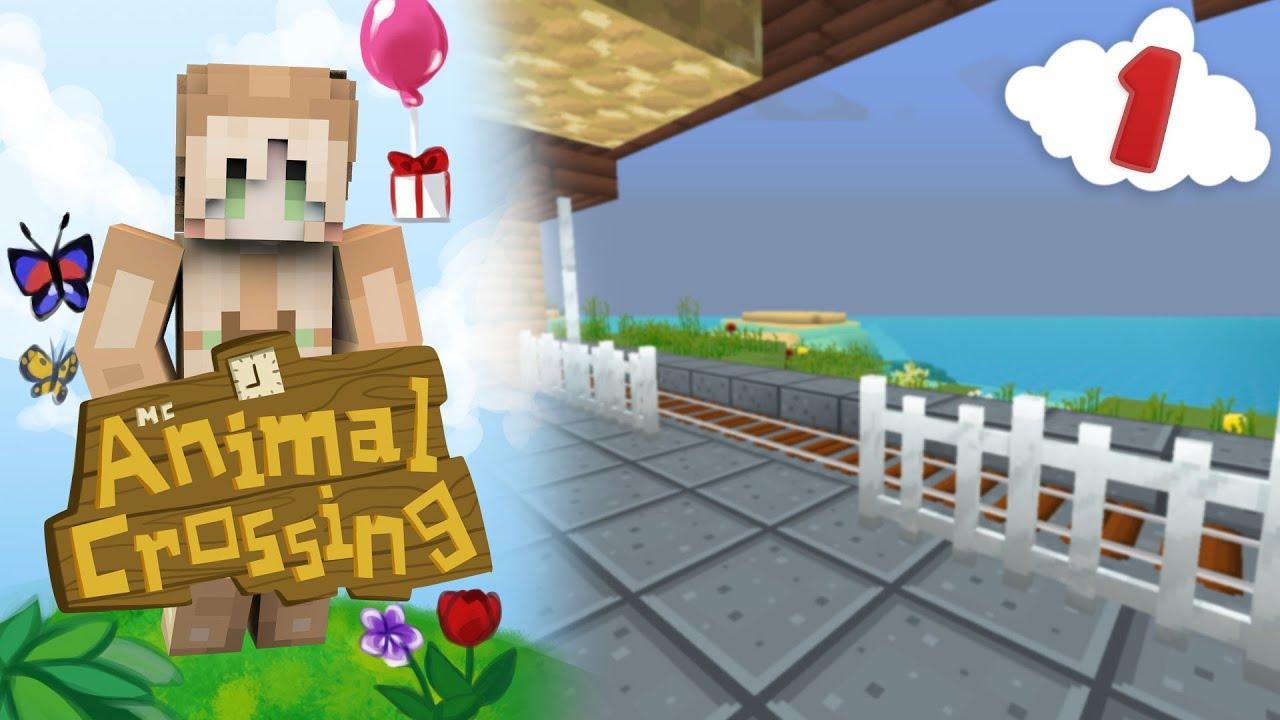 Animal Crossing Wild Craft! Minecraft Server