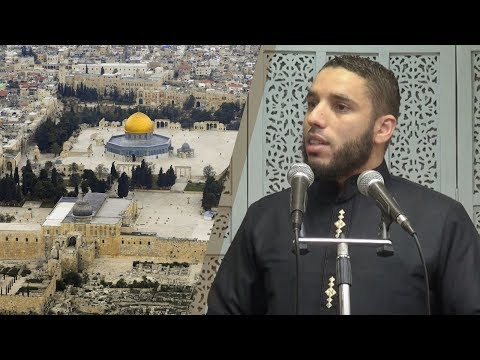 La Palestine et la Mosquée AL AQSA. Rachid Eljay