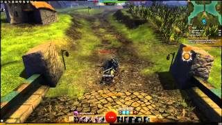 Guild Wars 2 | S/D Thief | First encounter with shatter mesmer [WvW]