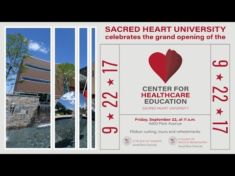 Center for Healthcare Education Grand Opening