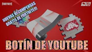 FORTNITE - NEW YOUTUBE TRANSMISSION BOTIN DO NOT MISS IT!
