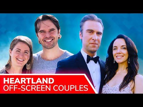 HEARTLAND Actors Real-Life Partners❤️ Michelle Morgan's Husband, Kerry James Secret Girlfriend &more