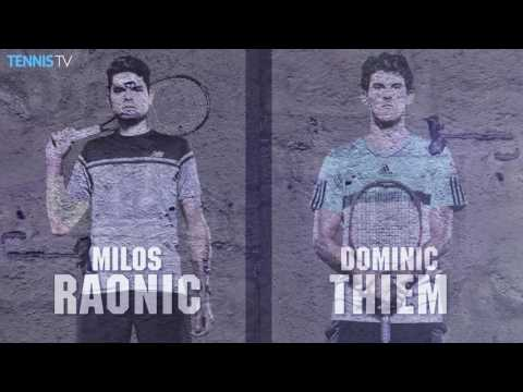 Djokovic v Goffin; Raonic v Thiem: 2016 Barclays ATP World Tour Finals Highlights