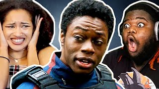 "Fans React to The Falcon & Winter Soldier 1x4: ""The Whole World Is Watching"""