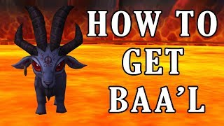 How to get Baa'l Pet (SECRET BATTLE PET) WoW BFA Hivemind #1 | World of Warcraft Battle for Azeroth