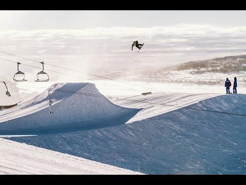 Odd Folks Odd Bots – Shred Bots snowboard video