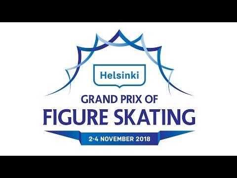 Helsinki Grand Prix 2018 - LADIES – Short Program - Press Conference