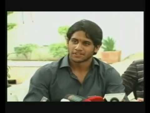 Nagachaitanya 2nd Film Naga chaithnya New Film Gow...