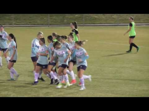 2017 Fed Cup Women Final Belconnen United Vs Canberra United Academy