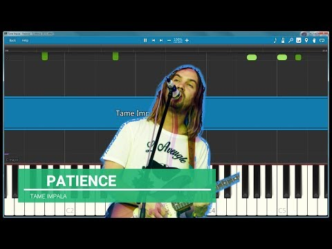 How To Play Patience By Tame Impala (Piano Tutorial)