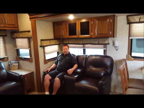 2017 Crusader 315RST by Prime Time RV - Nickel Belt Camping