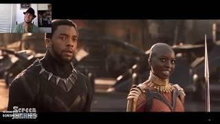 Honest Black Panther Trailer rEaction