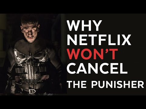 Why The Punisher IS NOT Getting Canceled by Netflix and Marvel