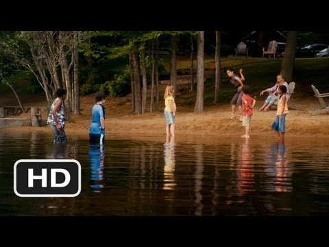 Grown Ups #4 Movie CLIP - Skipping Rocks (2010) HD