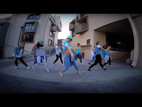 Sean Kingston ft. Vybz Kartel - Chance | DANCEHALL CHOREO by Mary Shaker