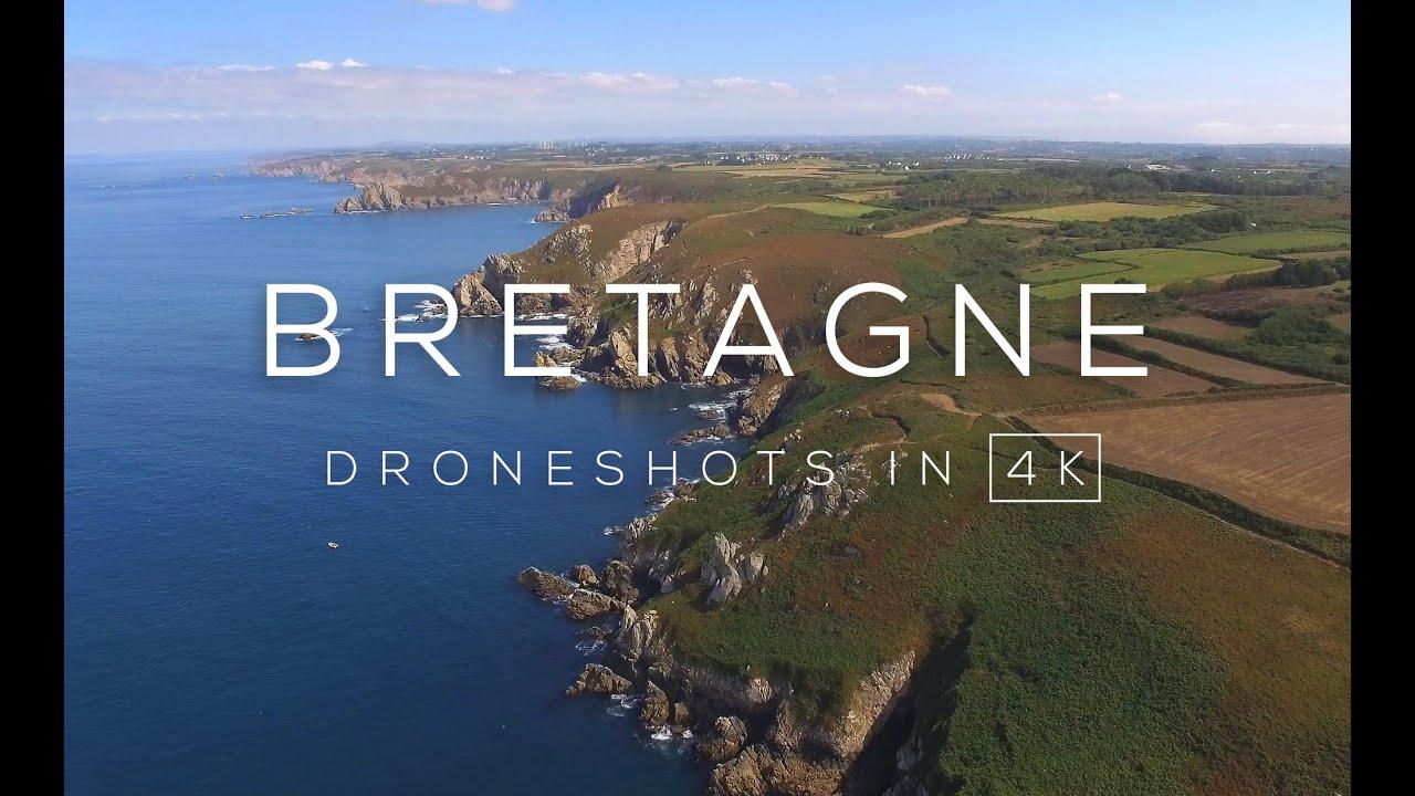 Download Bretagne, France in 4K   Drone video