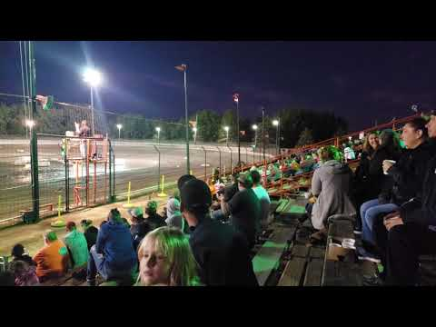Sycamore Speedway Racing Sept 13, 2019 Compact Combat Combat #2 qualifying