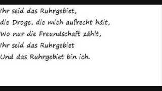 Wolfgang Petry - Ruhrgebiet + Text