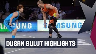 Amazing Performance - All of Bulut's 36 points - 2014 FIBA 3x3 All Stars