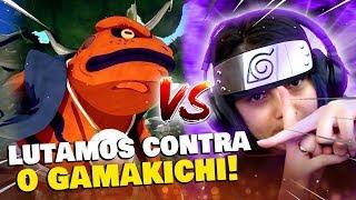 Quero jogar isso pelo resto da vida! - Naruto #2