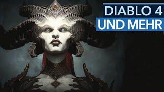 So sehen Diablo 4, Overwatch 2 & WoW: Shadowlands aus - Blizzcon 2019