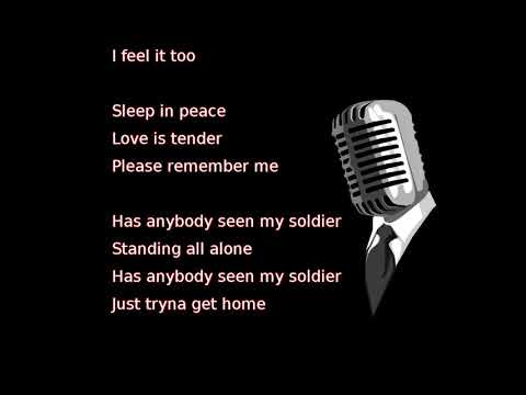 Shania Twain - Soldier (lyrics)