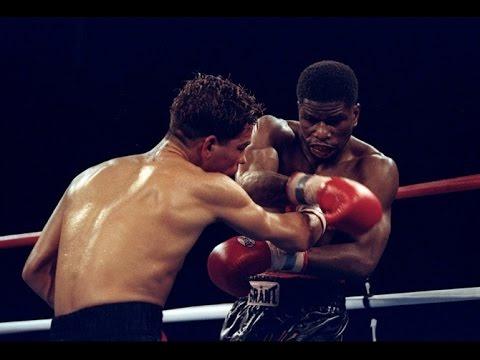 Видео: Артуро Гатти - Айвэн Робинсон 2 бой реванш (ком. Гендлин) Arturo Gatti - Ivan Robinson II