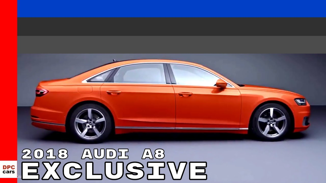 2018 Audi A8 Exclusive Custom Build Program Explained Youtube