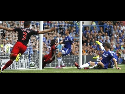 Chelsea vs Swansea  4:2 All Goals & Highlights |  13.09.2014 HD