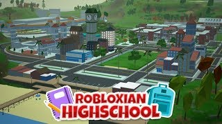 ROBLOX Gameplay Robloxian Highschool (Principal's Power)