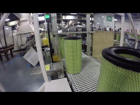 Heavy-duty Engine Filter Findings: Inside Wix Filters NanoPro Media