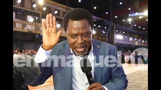 vuclip SCOAN 12/08/18: Powerful Mass Prayer, Prophecy & Deliverance with TB Joshua | Live Sunday Service