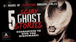 5 Scary Ghost Stories Guaranteed to Give You Nightmares 💀 Creepypasta Audio Horror Anthology
