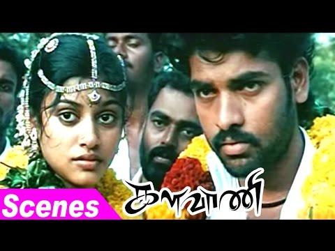 Kalavani | Kalavani Tamil Movie Scenes | Vimal gets married with Oviya | Both family accepts them