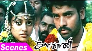 Kalavani | Kalavani Tamil Movie Scenes | Vimal gets married with Oviya | Both family accepts them